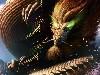 Free Fantasy Wallpaper : Ancient Chinese Dragon