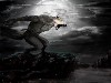 Free Fantasy Wallpaper : Angry Werewolf