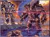 Free Fantasy Wallpaper : Battletech - Initiation to War