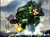 Free Fantasy Wallpaper : Battletech - Storms of Fate