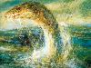 Free Fantasy Wallpaper : Plesiosaur (by Bob Eggleton)