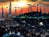 Free Fantasy Wallpaper : City - Panorama