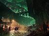 Free Fantasy Wallpaper : Cyberpunk Slums
