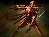Free Fantasy Wallpaper : Cyborg Ninja