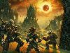 Free Fantasy Wallpaper : Dark Sun - Dwellers