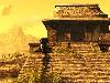 Free Fantasy Wallpaper : Dark Sun - Temple