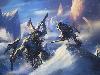 Free Fantasy Wallpaper : Daryl Mandryk - Savage Ice