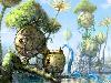 Free Fantasy Wallpaper : Fantasy Land