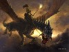 Free Fantasy Wallpaper : Dragoness