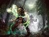 Free Fantasy Wallpaper : Duel