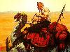 Free Fantasy Wallpaper : Brom - Dune Trader