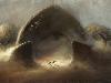 Free Fantasy Wallpaper : Dune - Worm