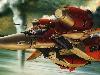 Free Fantasy Wallpaper : Flying Mecha