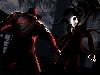 Free Fantasy Wallpaper : Freddy Krueger vs Slenderman