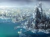 Free Fantasy Wallpaper : Future Megalopolis