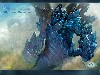 Free Fantasy Wallpaper : Glass Golem