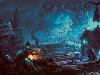 Free Fantasy Wallpaper : Halloween - Cemetery