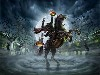Free Fantasy Wallpaper : Headless Horseman