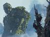 Free Fantasy Wallpaper : Hill Titan