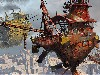 Free Fantasy Wallpaper : Ian McQue - Aurora