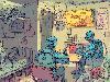 Free Fantasy Wallpaper : Josan Gonzalez - Robots