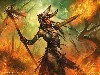Free Fantasy Wallpaper : Magic the Gathering - Rakka Mar