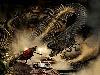 Free Fantasy Wallpaper : Monster in Mars