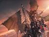 Free Fantasy Wallpaper : Michael Komarck - Bones of the Dragon