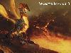 Free Fantasy Wallpaper : Monster Manual 3 - Volcanic Dragon