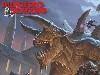 Free Fantasy Wallpaper : Monster Manual 5 - Tarrasque