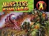 Free Fantasy Wallpaper : Monsters Menace America