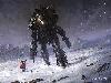 Free Fantasy Wallpaper : On Thin Ice