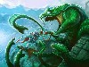 Free Fantasy Wallpaper : Pathfinder - Hydra