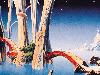 Free Fantasy Wallpaper : Roger Dean
