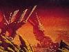 Free Fantasy Wallpaper : Roger Dean - Red Earth