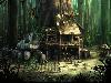 Free Fantasy Wallpaper : Settling
