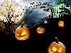 Free Fantasy Wallpaper : Spooky Halloween