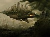 Free Fantasy Wallpaper : Steampunk War