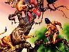 Free Fantasy Wallpaper : Tarzan