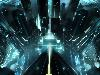 Free Fantasy Wallpaper : Tron City
