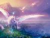 Free Fantasy Wallpaper : Winter Dawn (by Philip Straub)