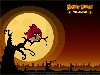 Free Games Wallpaper : Angry Birds - Halloween