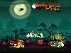 Free Games Wallpaper : Angry Birds Ham'o'Ween