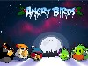 Free Games Wallpaper : Angry Birds - Christmas
