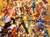 Free Games Wallpaper : Capcom vs SNK