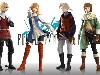 Free Games Wallpaper : Final Fantasy III