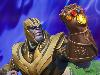 Free Games Wallpaper : Fortnite - Thanos