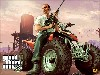 Free Games Wallpaper : GTA V - Trevor