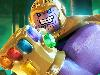 Free Games Wallpaper : Lego Marvel Super Heroes 2 - Thanos