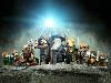Free Games Wallpaper : Lego - The Lord of the Rings
